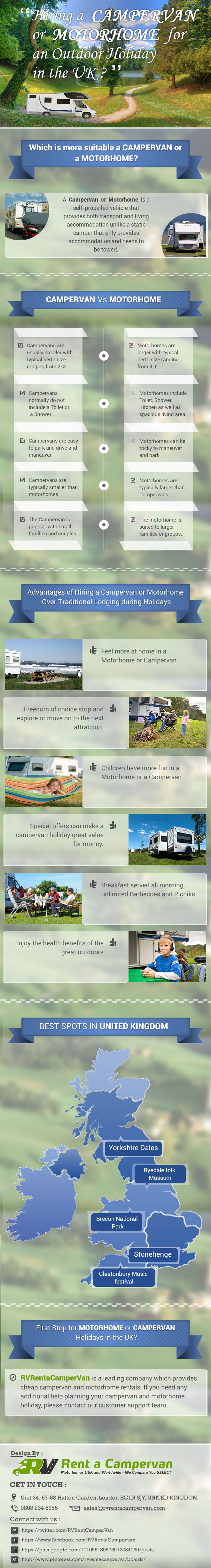Campervan Rental UK