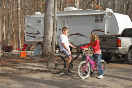 RV rental Boston Logon Airport