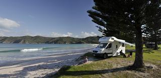 motorhome hire France
