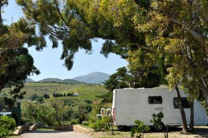 camping van holidays in Italy
