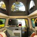 VW Camper Interior