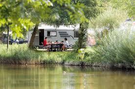 Camping park Sweden