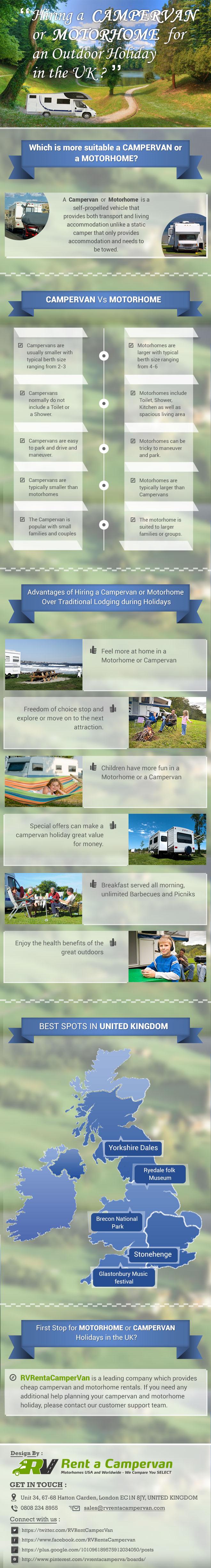 Campervan Rental UK