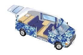 4 berth maverick escape campervans