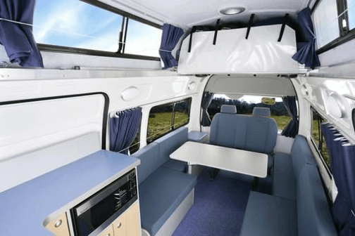 5 berth with Travel Wheels Australia