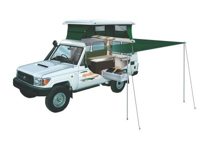 4wd 2 Berth Trailfinder