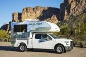 cruise canada truck campervan