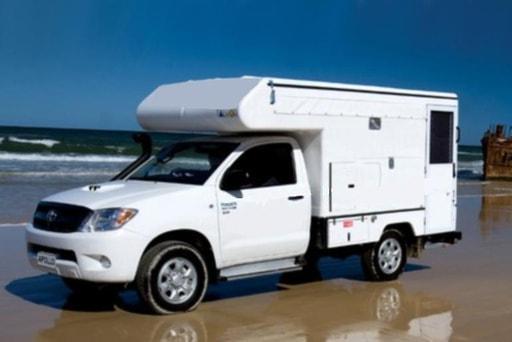 4WD Camper Real Value