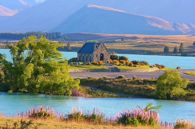 Campervan Hire Christchurch
