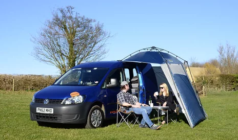 2 berth camping car spaceships
