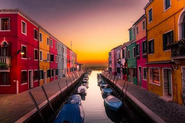 Motorhome Hire Venice